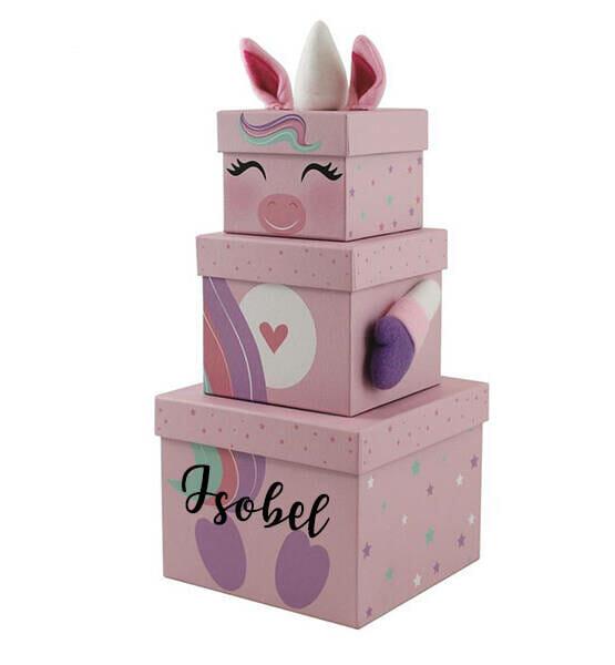 unicorn boxes